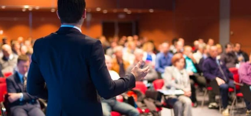 How to Boost your Business Brand and Generate Sales with Speaking Events