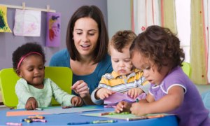 Building a Dynamic Preschool Program Begins With The Curriculum