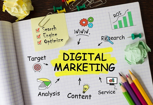 The 5 Components of a Digital Marketing Strategy - dummies