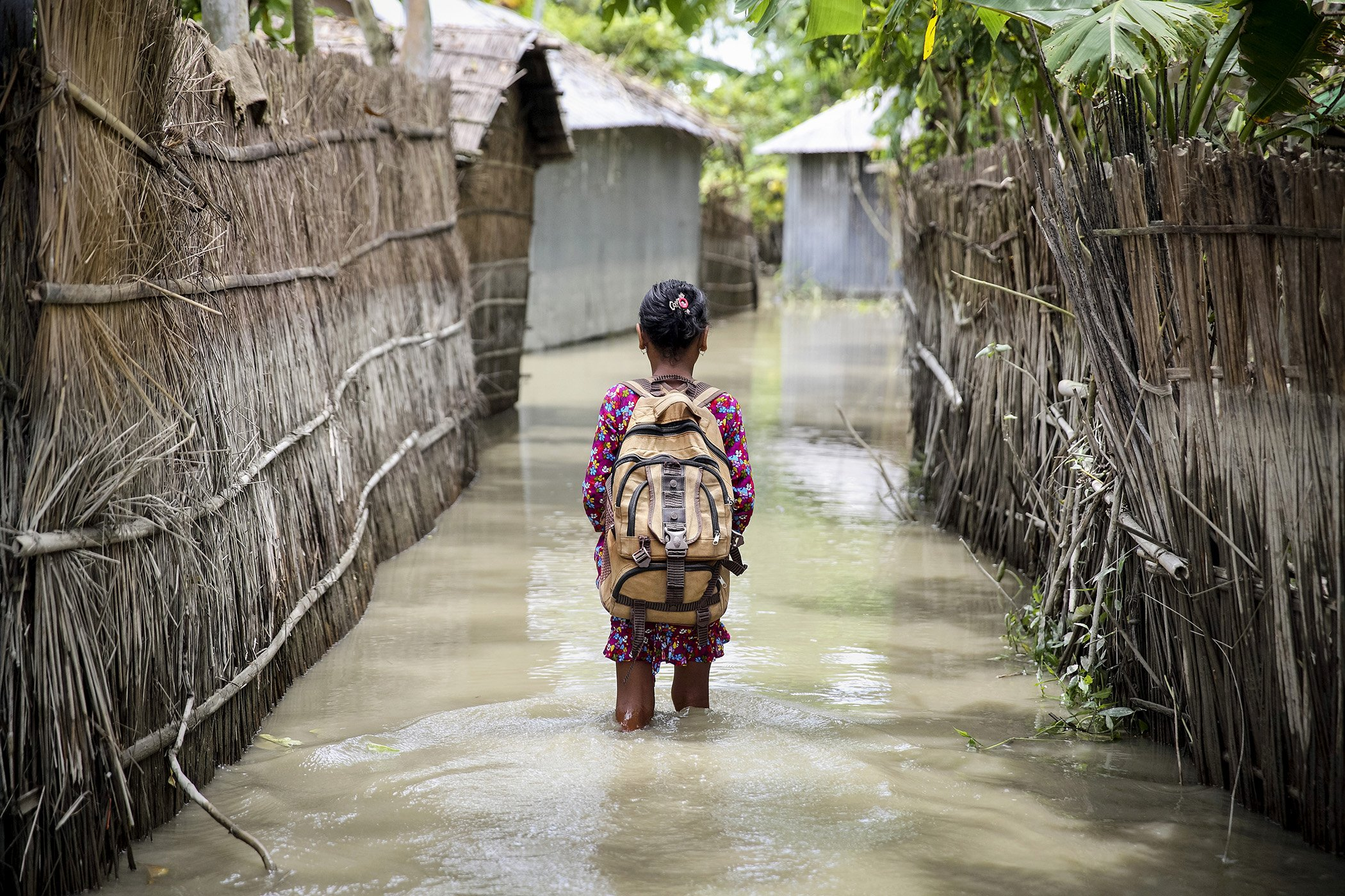 Climate Change Is a Threat to the Future of Children Worldwide: Report