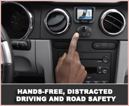 Hands-Free, Distracted Driving and Road Safety