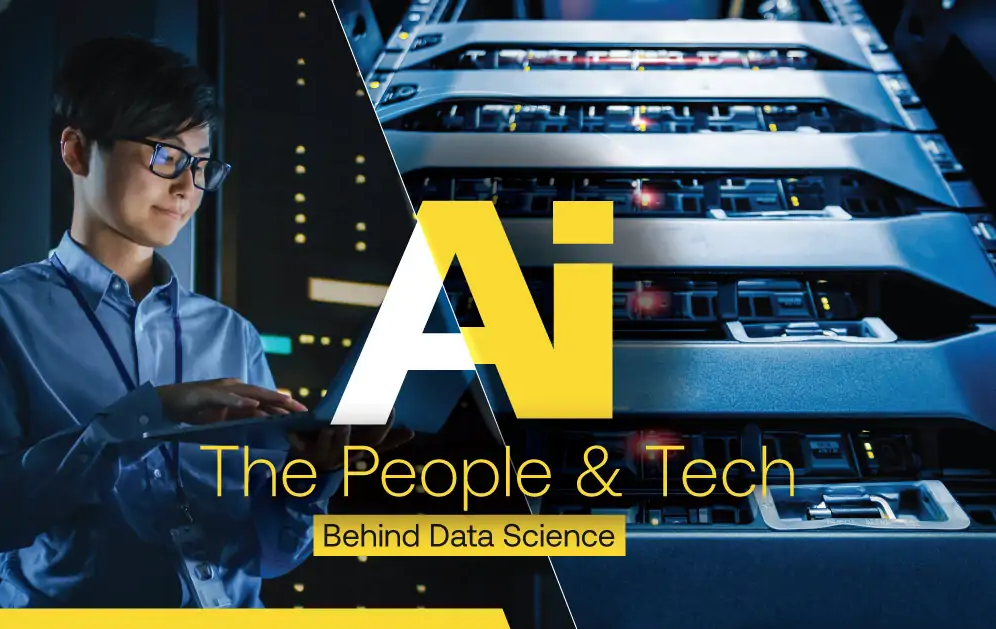 The People & Systems Behind Data Science