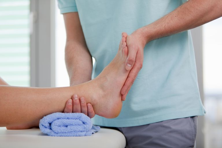 Posterior Heel Pain Causes and Treatment