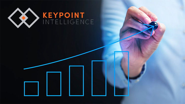 Keypoint Intelligence report on Print Demand by Verticals