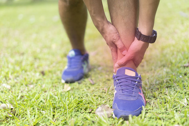 What to do if you Keep Spraining Your Ankle