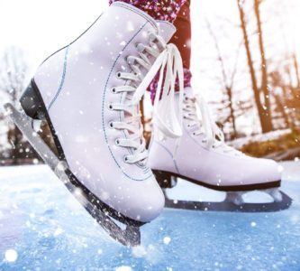 How To Protect Your Ankles And Feet When Ice Skating
