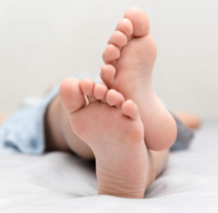 How To Help Your Child's Feet Develop Properly