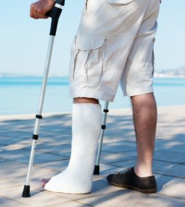 Opioids Ineffective For Ankle Fracture Patients