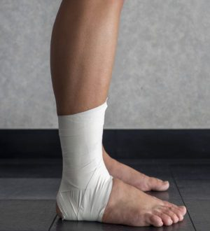 Three Benefits Of Ankle Taping