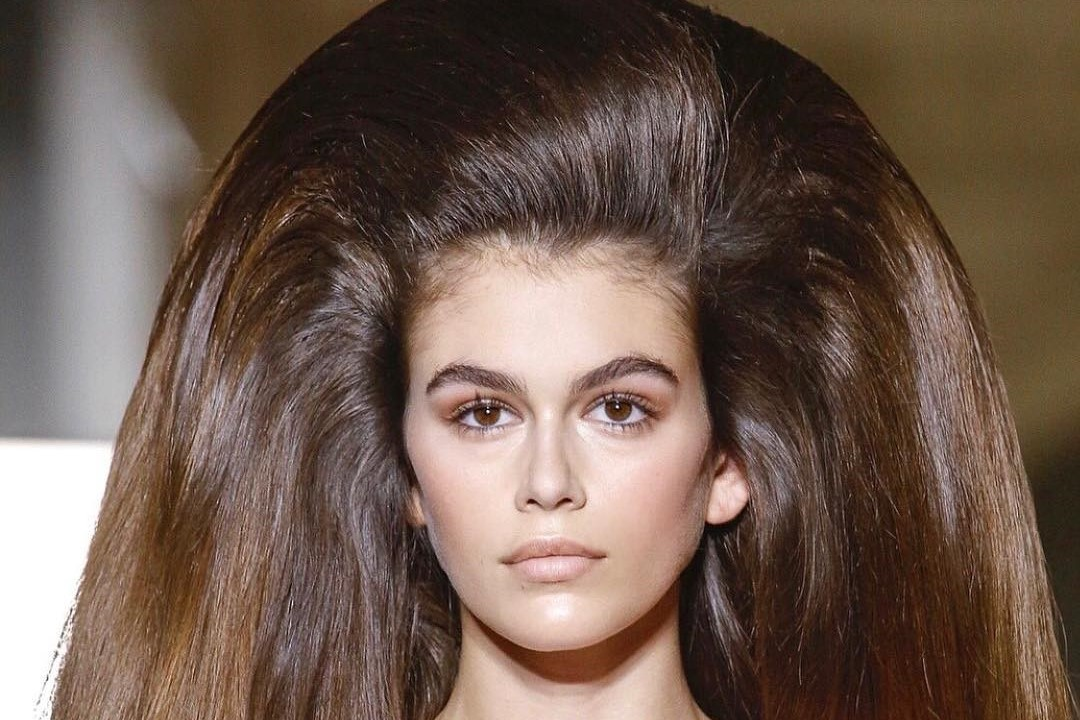 How Guido Palau shaped a history of runway hairstyles Blog - Fashion C