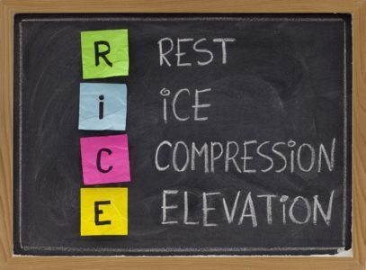 How Does RICE Help Ankle Injuries Heal?