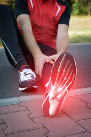 Three Foot Injuries Commonly Caused By Falls