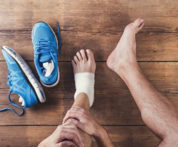 How Young Athletes Can Prevent Ankle and Foot Injuries