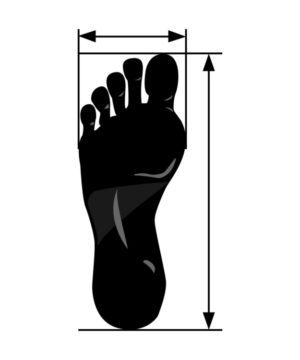 Could Foot Size Predict Life Expectancy?