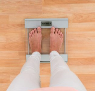 Excess Weight Tied To More Foot Issues
