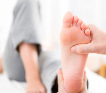 Treating Ganglion Cysts Of The Foot