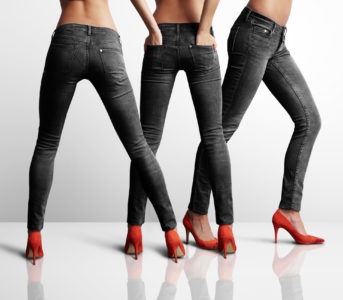 High Heels and Skinny Jeans Linked To Back and Foot Pain