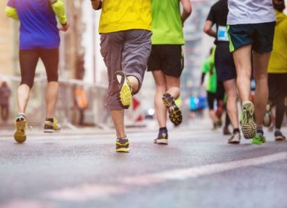 Foot Recovery Tips After A Marathon