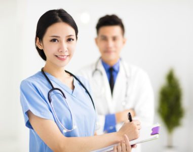5 Ways Healthcare Workers Can Care For Their Feet