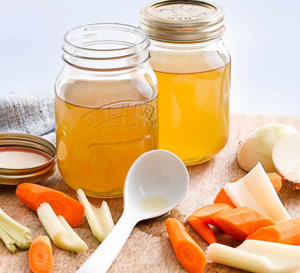 The health benefits of bone broth