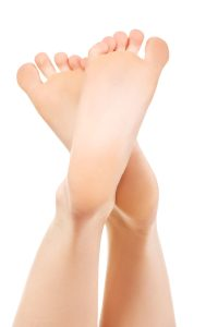 5 Tips For Keeping Your Feet Clean