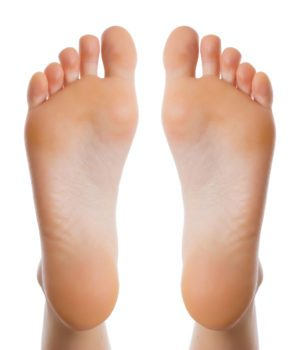 Going Barefoot Helps Your Feet Develop Natural Padding Protection