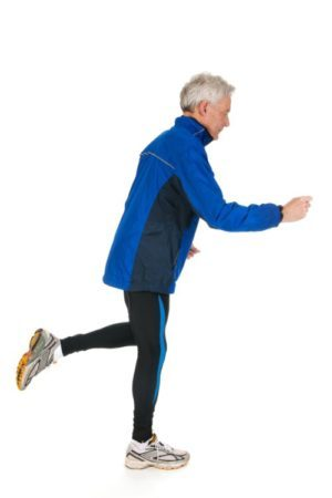 Ankles and Calves Key To Maintaining Running Times As We Age