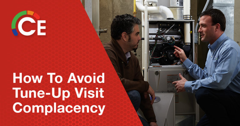 HVAC Tech Tips: Avoiding Complacency on Tune-Up Visits