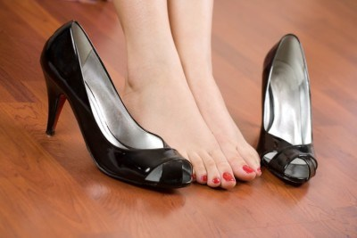 High Heels Linked To Increased Risk Of Morton's Neuroma