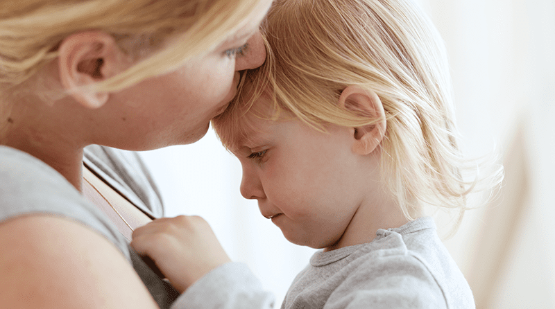 Supporting children through separation anxiety