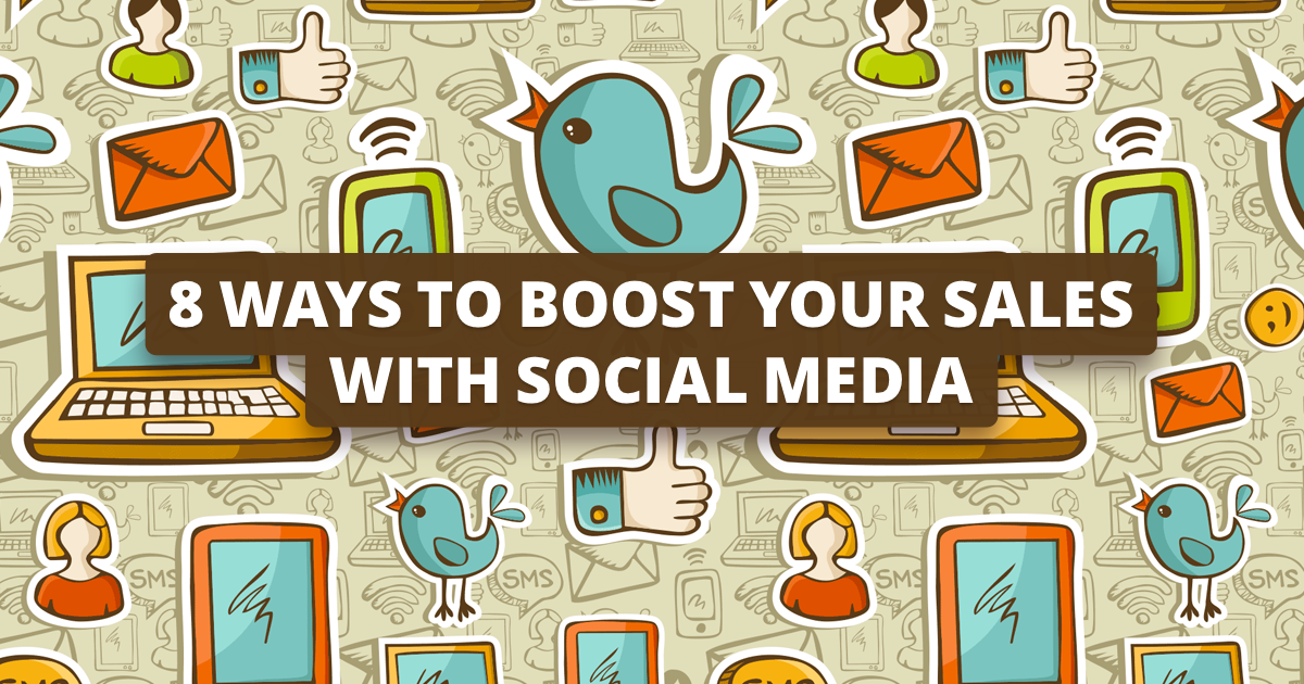 8 tactics to boost your e-commerce sales with social media