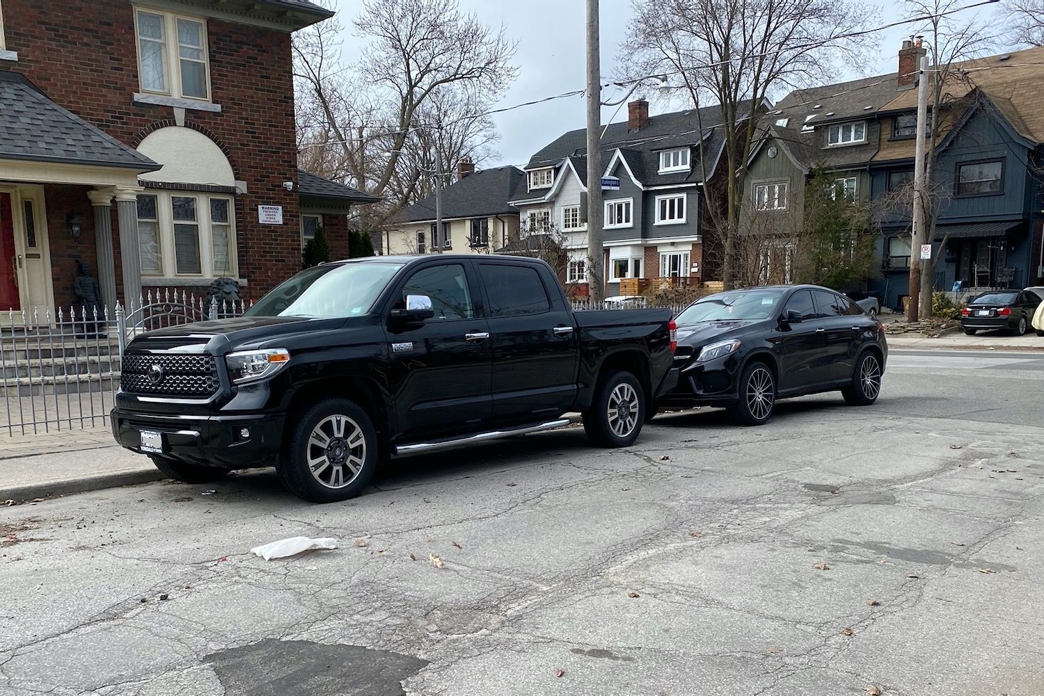 Should Drivers of SUVs and Pickups Pay More for Parking?