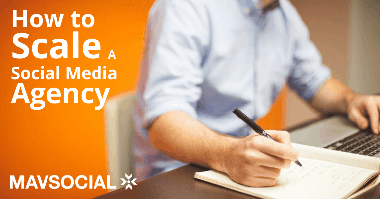 How to Scale a Social Media Marketing Agency