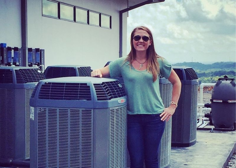 Spotlight: Residential HVAC and Supply's Elena Holder is on a journey to know herself