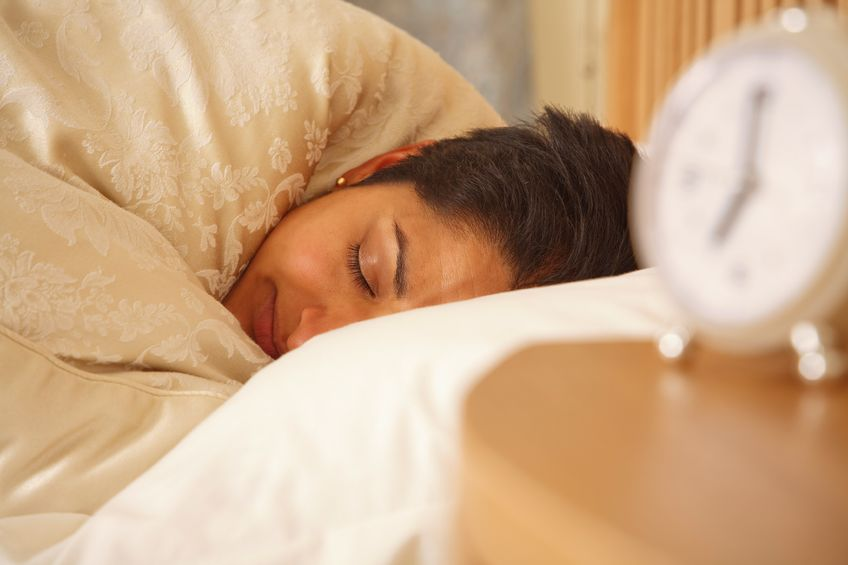 Therapy Helps Chronic Back Pain Patients Sleep Easier