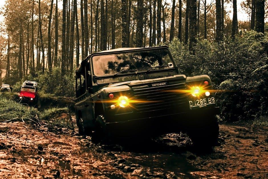 Fuel for thought before upgrading to an off-road car