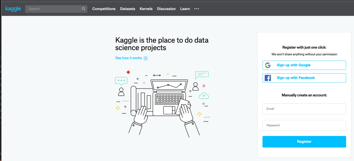 Show off your Data Science skills with Kaggle Kernels