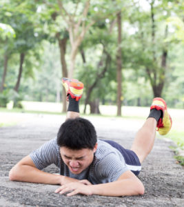 5 Common Slip And Fall Ankle Injuries