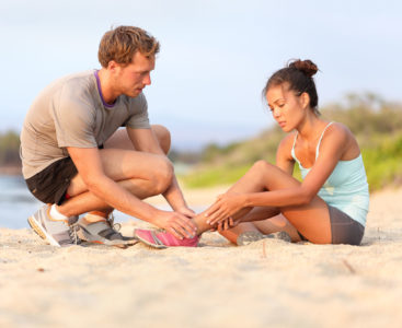 Five Common Foot and Ankle Injuries For Active Adults