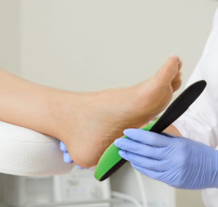 Preventing An Aching Foot Arch