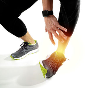 How Ankle Sprains Mess With The Brain