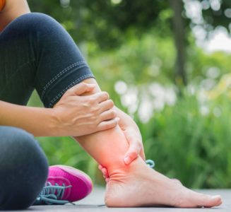 How To Reduce Swelling And Bruising In A Sprained Ankle