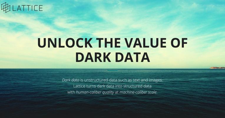 Apple acquires AI company Lattice Data, a specialist in unstructured 'dark data', for$200M