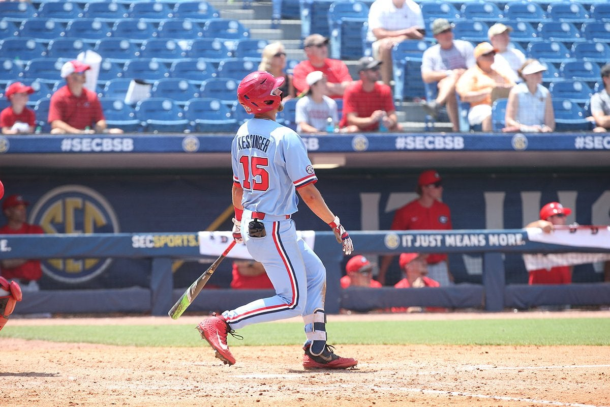 There & Back Again: Rebels Advance to SEC Tournament Title Game