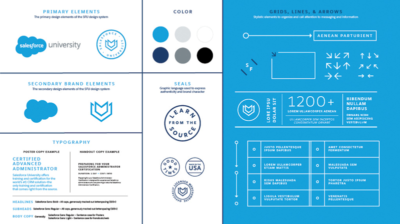 11 Impressive Corporate Graphic Design Projects - HOW Design