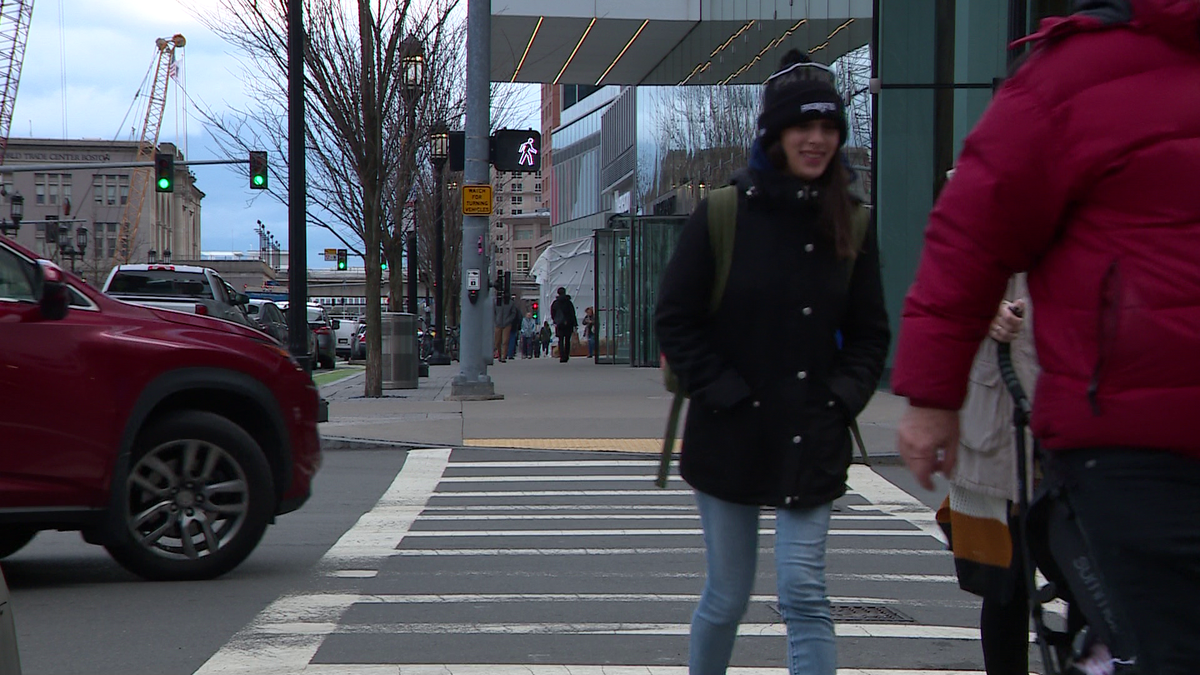 In one of America's most walkable city, a danger for pedestrians