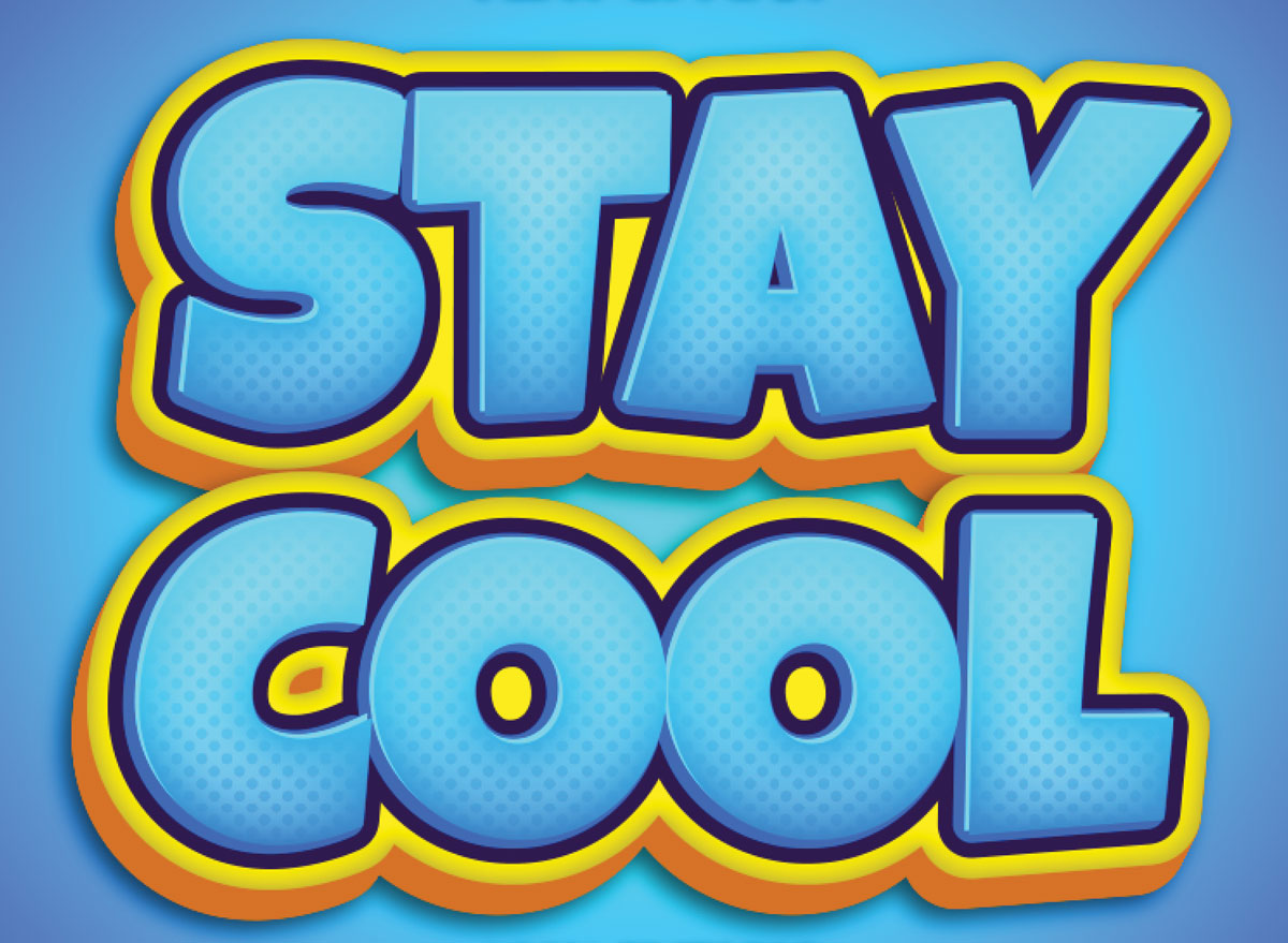 The Recipe For Staying Cool This Summer!