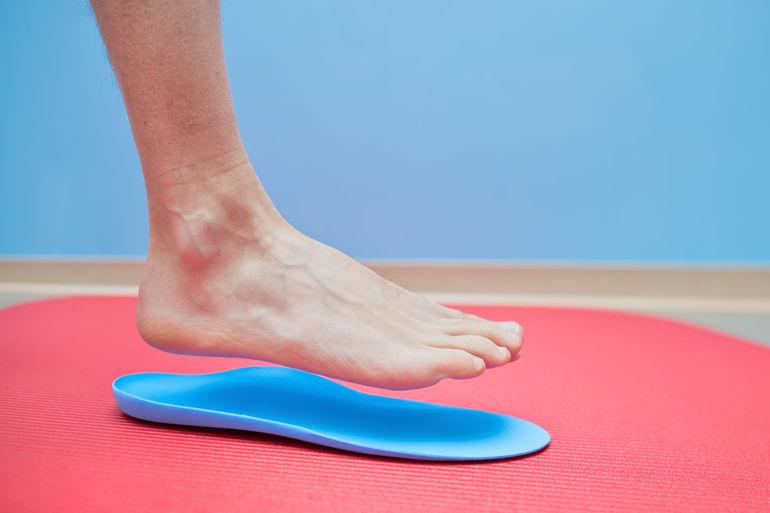 5 Benefits Of Custom Foot Bracing