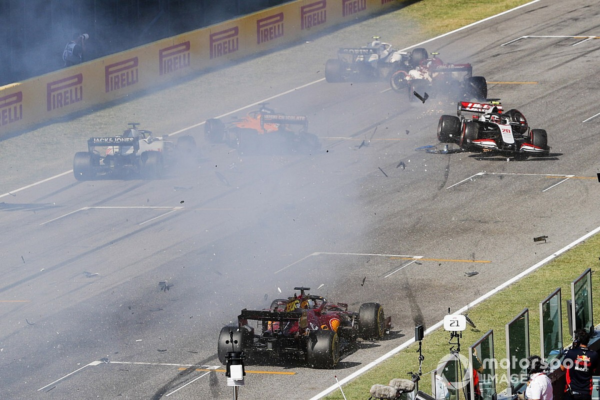 They key questions about the Mugello restart crash