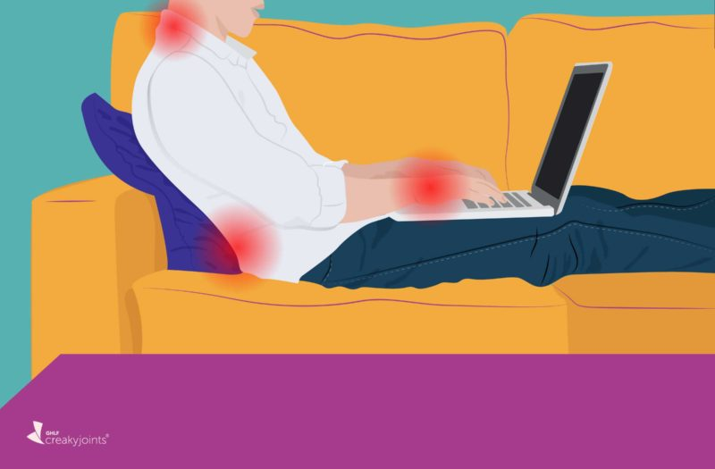 8 Sneaky Ways Your Stay-at-Home Habits Are Making Your Arthritis Worse